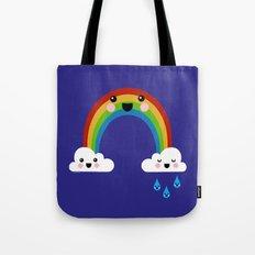 Rainbow Cuteness Tote Bag