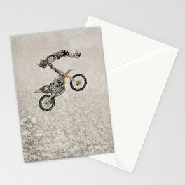COD Dead Body in a Blizzard, FMX Japan Stationery Cards