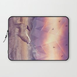 In Search of Solace Laptop Sleeve