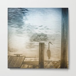 BE STILL... Metal Print