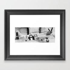 Galveston Air Museum III Framed Art Print