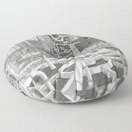 Frackpool 01 Floor Pillow