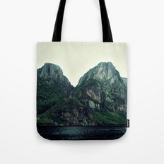 Roots of the Mountains Tote Bag