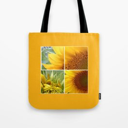 sunflower2 Tote Bag
