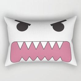Monster RAWR Rectangular Pillow