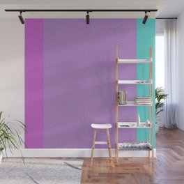 Re-Created Interference ONE No. 15 by Robert S. Lee Wall Mural