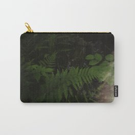 ferns in the darkness Carry-All Pouch