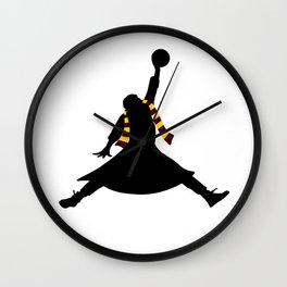 Sister Jean - Air Jean Wall Clock