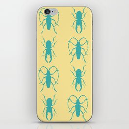 Beetle Grid V2 iPhone Skin
