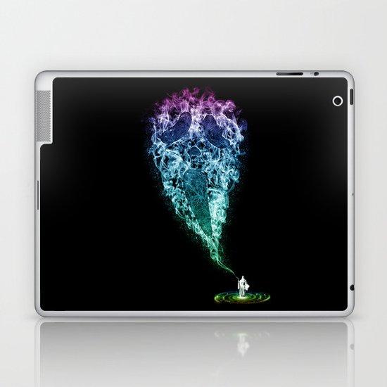 Death (Color) Laptop & iPad Skin