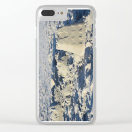 Sandcastles Clear iPhone Case