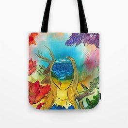 Woman: Jona Tote Bag