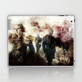 Power Is Always Dangerous Laptop & iPad Skin