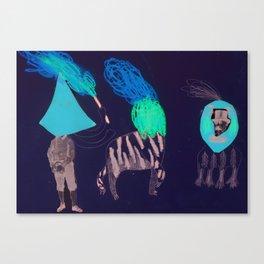 +++ A N I M A L S +++ Canvas Print