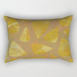 Abstract No. 219 Rectangular Pillow