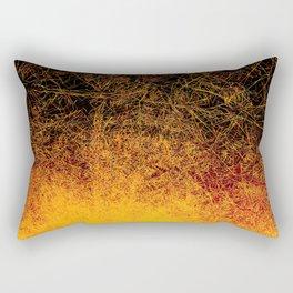 Forgotten Gardens #27 Rectangular Pillow