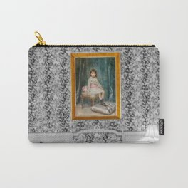 The Breakers Bedroom Carry-All Pouch