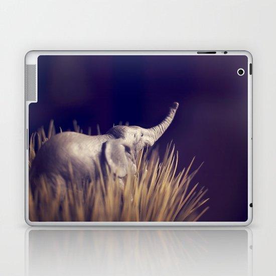 an uncertain future Laptop & iPad Skin