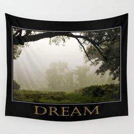 Inspiring Dreams Wall Tapestry
