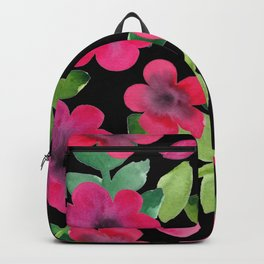 Midnight Rose Backpack