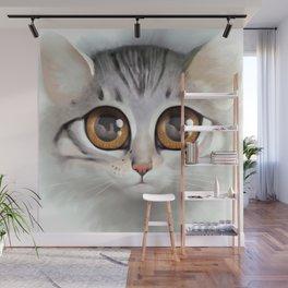 Kitten 5 Wall Mural