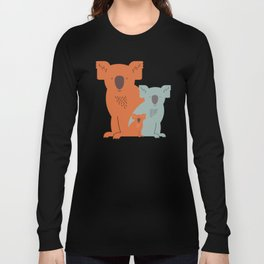 Koalas Long Sleeve T-shirt
