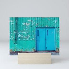 Happy Warehouse Mini Art Print