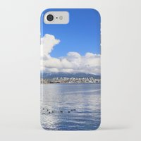 vancouver iPhone & iPod Cases featuring North Vancouver by Chris Root