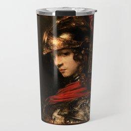 Pallas Athena by Rembrandt Catalysis Culture Special Signature Travel Mug