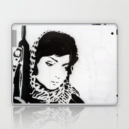 The Unseen Freedom Fighters Laptop & iPad Skin