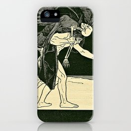 Dybbuk iPhone Case