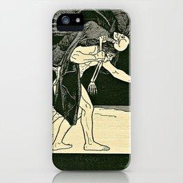 Dybbuk iPhone Case