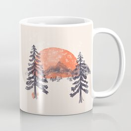 First Snow... Coffee Mug