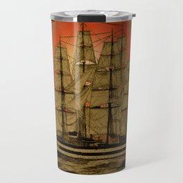 Set Sail - 001 Travel Mug