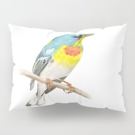 Northern Parula Pillow Sham