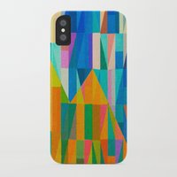 climbing iPhone & iPod Cases featuring By Climbing Colors by Fernando Vieira