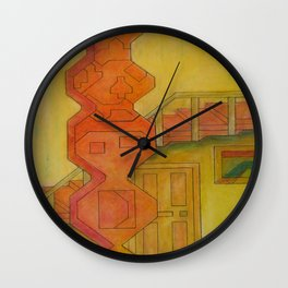 For the Squares: A Party at Auntie Mame's Wall Clock