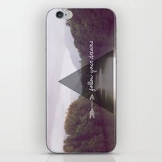 Follow your dreams 2 iPhone & iPod Skin