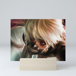 Kaneki ken v3 Mini Art Print