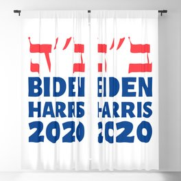 Jews For Joe Biden & Kamala Harris 2020 Blackout Curtain