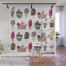 Flavors of Summer Wall Mural