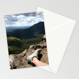 Hiking Views From Australia Stationery Cards