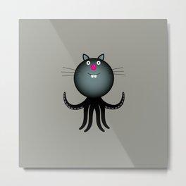 octopuss Metal Print