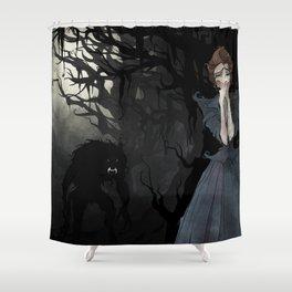 Hide & Seek Shower Curtain