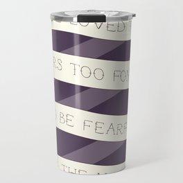 Galileo Travel Mug