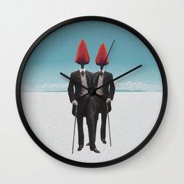 Declaration of Love Wall Clock