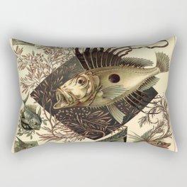 Anton Seder Fish III Rectangular Pillow