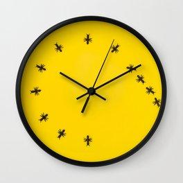 Just leaving Wall Clock