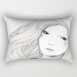 Catching A Moment Rectangular Pillow
