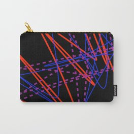 Troubled Carry-All Pouch